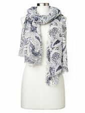 Écharpes et châles à motif Floral en laine mélangée pour femme