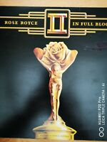 Rose Royce In Full Bloom 1977 UK Vinyl LP Gatefold Sleeve K 56394 A2/B2   EX/Ex
