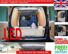 *NEW* CITROEN Berlingo INTERIOR LOADING LIGHT Van LED Rear Loading Light KIT Sup