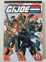 CLASSIC G.I. JOE Volume 6 TPB COLLECTION 2010 IDW COMICS BRAND NEW UNREAD! HTF