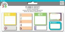 The Happy Planner - PLANNER BASICS Sticky Notes - NEON