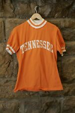 Vintage 1970's TENNESSEE VOLUNTEERS Game Used Sand-Knit Warmup Basketball Track