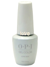 Opi GelColor New Gel Nail Polish Soak-Off Gc L00- Alpine Snow