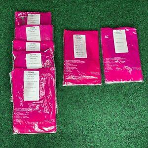 Lot of 7 Silkies Ultra Knee Hi's 3 Pair Pack Queen Taupe Beige Black 131405-2-6