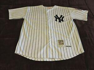 Joe Dimaggio Cooperstown 1939 New York Yankees Jersey
