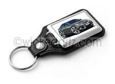 WickedKarz Cartoon Car Vauxhall Insignia SRi in Grey Key Ring