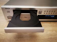 DENON DCD-625 CD-Player silber OHNE Fernbedienung Gebrauchsspuren