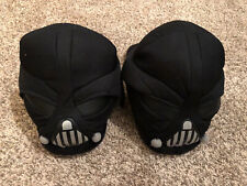 Nwot Darth Vader Star Wars Boys Slippers 14 yrs+