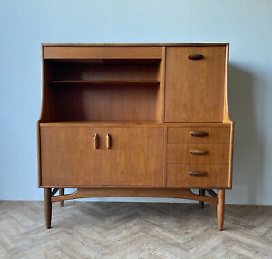 G PLAN VINTAGE RETRO MID CENTURY RARE STUNNING SIDEBOARD HIGH BOARD UK DELIVERY