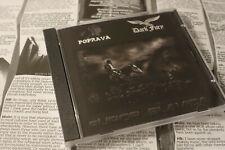 Dark Fury / Poprava - Furor Slavica CD selbstmord absurd goatpenis Goatmoon
