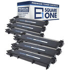 eSquareOne High Yield Toner Cartridge Replacement for Brother TN660 TN630 6-Pack