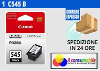 CANON  PG545 BK ORIG.Canon Pixma IP 2850 Pixma MG 2455 Pixma MG 2540 Pixma MG 25