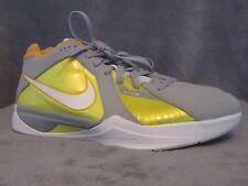 NIKE Zoom KD III Wolf Grey Del Sol Flywire Basketball Shoes US 10 M EUR 44 NWOB