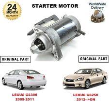 für Lexus GS300 2005-2011 GS250 2012> NEU Original Anlasser