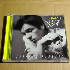 Brandon Flowers - The Desired Effect 2015 USA CD MINT Synth-pop #G01*