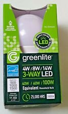 3 Way LED  Bulb-40/60/100W Replacement 3000K BRIGHT WHITE