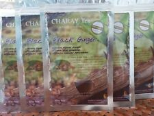 5 Natural Organic Black Ginger Tea Bag Tonic Sexual & Increase physical Strength