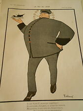Le Roi du Jour Volant 1er Monarque Chevaux Vapeur Print Art Déco 1907