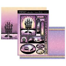Hunkydory Fairytale Castle Luxury Topper Set A4 & 2 Card Sheets