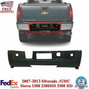 Rear Bumper Step Pad For 2007-2013 Silverado & Sierra 1500 / 07-14 2500HD 3500
