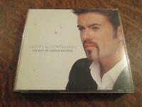 coffret 2 cd the best of GEORGE MICHAEL ladies & gentlemen