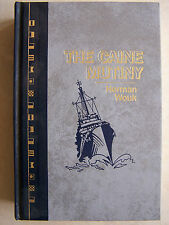 The Caine Mutiny by Herman Wouk  Hard Cover 555 pages Readers Digest War Ship