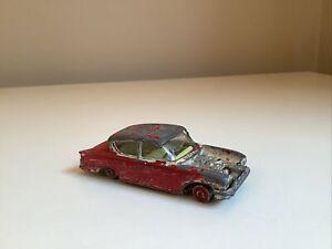 Vintage Diecast Corgi Toys Ford Consul Classic For renovation