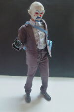 Custom made 1/6 Scale Joker Bank Robber Outfit With Mask, Hand For Hot Toys Body