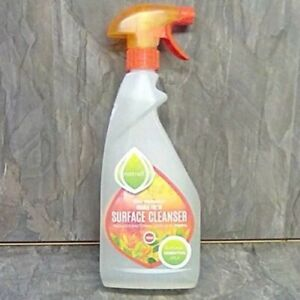 500ml,Surface, Cleaner,4 Essential Oils, Natrell. Anti-bacterial,orange, BS1276