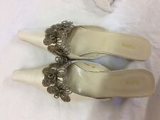 Cream  ( Shoes) size 37