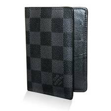 Louis Vuitton Wallet/Card Holder - Black and Grey