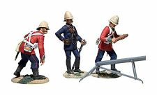 BRITAINS ANGLO ZULU WAR 20181 BRITISH HALE ROCKET SET MIB