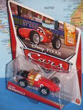 DISNEY PIXAR CARS MAMA BERNOULLI #8/9 RACE FANS ***BRAND NEW & RARE***