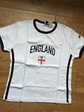 England football fan T-shirt