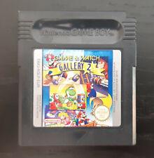 JEU Nintendo GAME BOY GAME & WATCH GALLERY 2