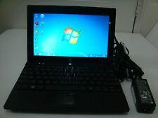 "HP Mini 5102 10.1"" Win 7 home(160gb*2gb*@1.66GHz)Webcam*Bluetooth*AUT#2083*NR*"