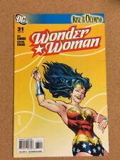 DC Comics WONDER WOMAN #31 NM Scott Kolins VARIANT Cover Art Movie Rise Olympian