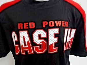 Case IH Red Power Black/Red Competition Youth Tee