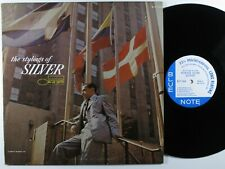HORACE SILVER QUINTET The Stylings Of Silver BLUE NOTE LP VG+ mono liberty