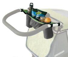 Croozer Trinkflaschentasche grün für Kinderanhänger Kid for 1 1-Sitzer Mono NEU