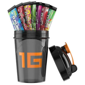G FUEL SUMMIT1G Starter Kit 16 oz (473 ml) GFUEL Shaker Cup + 7 Servings IN UK
