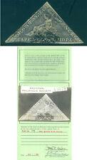 CAPE OF GOOD HOPE 1863 Triangulars - Hope Seated  6p purple  Sc# 14 (SG 20) used