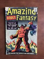 Amazing Adult Fantasy #9 (1962) VG Atlas Key Issue Silver Age Stan Lee Ditko