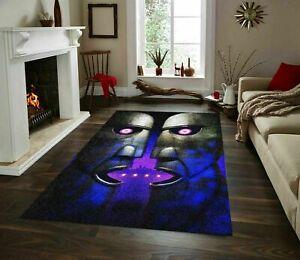 Pink Floyd 101 Area Rug,NonSlip Floor Carpet,Teen's Carpet 3x5ft