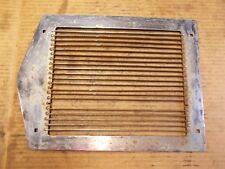 1982 Honda GL1100 GL 1100 Goldwing Chrome Radiator Screen Cover Grill