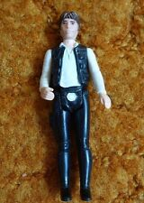 Vintage Kenner Star Wars 1977 Han Solo Large Head Variant Figure