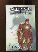 Fallen Son #5 (9.2) Death Of Captain America! 2007