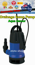 Submersible Drainage Sump Pump Float Rainwater Tank Fit Small Sump