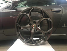 "ALFA ROMEO 19"" GIULIA QV STYLE ALLOY RIMS FOR ALL BRERA / SPIDER/ 159  *4"