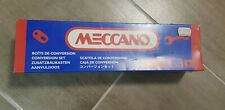 Meccano Zusatz-Metallbaukasten, s. Fotos und Beschreibung